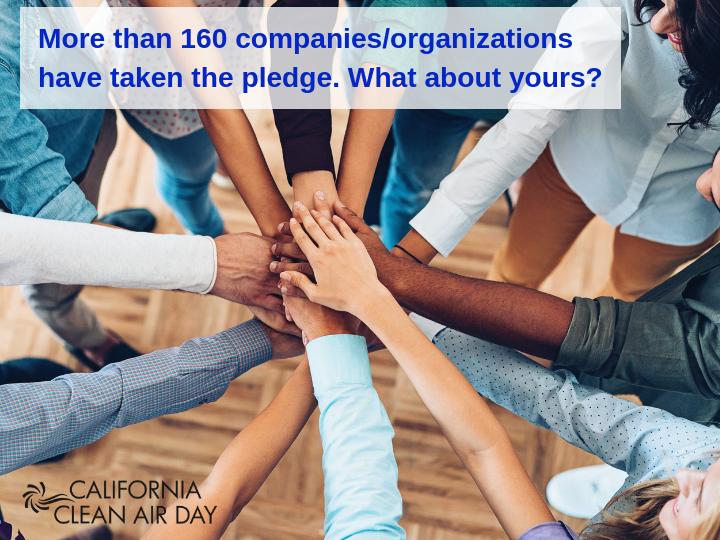 More than 160 companies have taken the pledge...